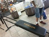 TOTAL GYM Exercise Equipment 11000DLX